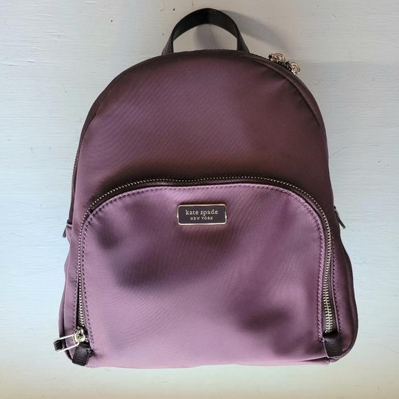 Kate Spade Dawn Spade Medium Backpack
